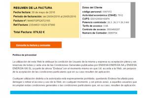 Cuidado con el virus de la falsa factura de Endesa