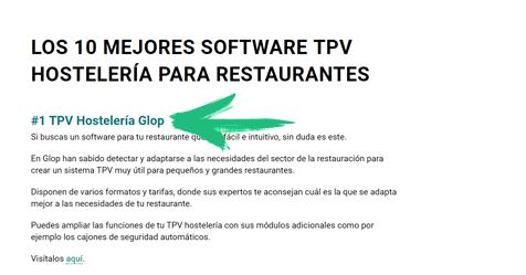 Mejor Software Tpv Hostelería