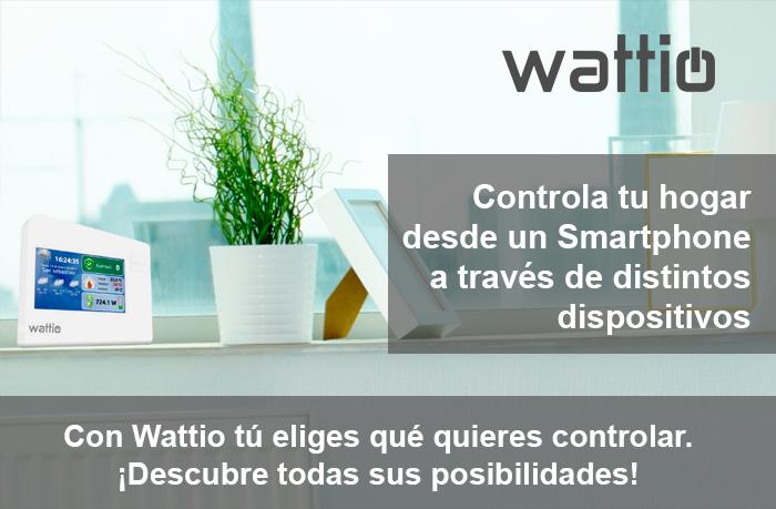 Controla tu hogar desde un Smartphone