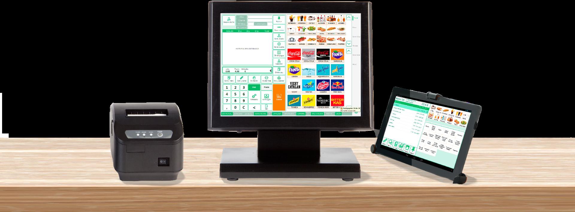 Nueva versión TPV Glop 3.3 Hostelería y Comercio