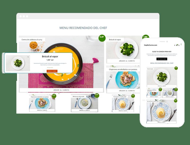 Glop – Pedidos Online para hosteleria
