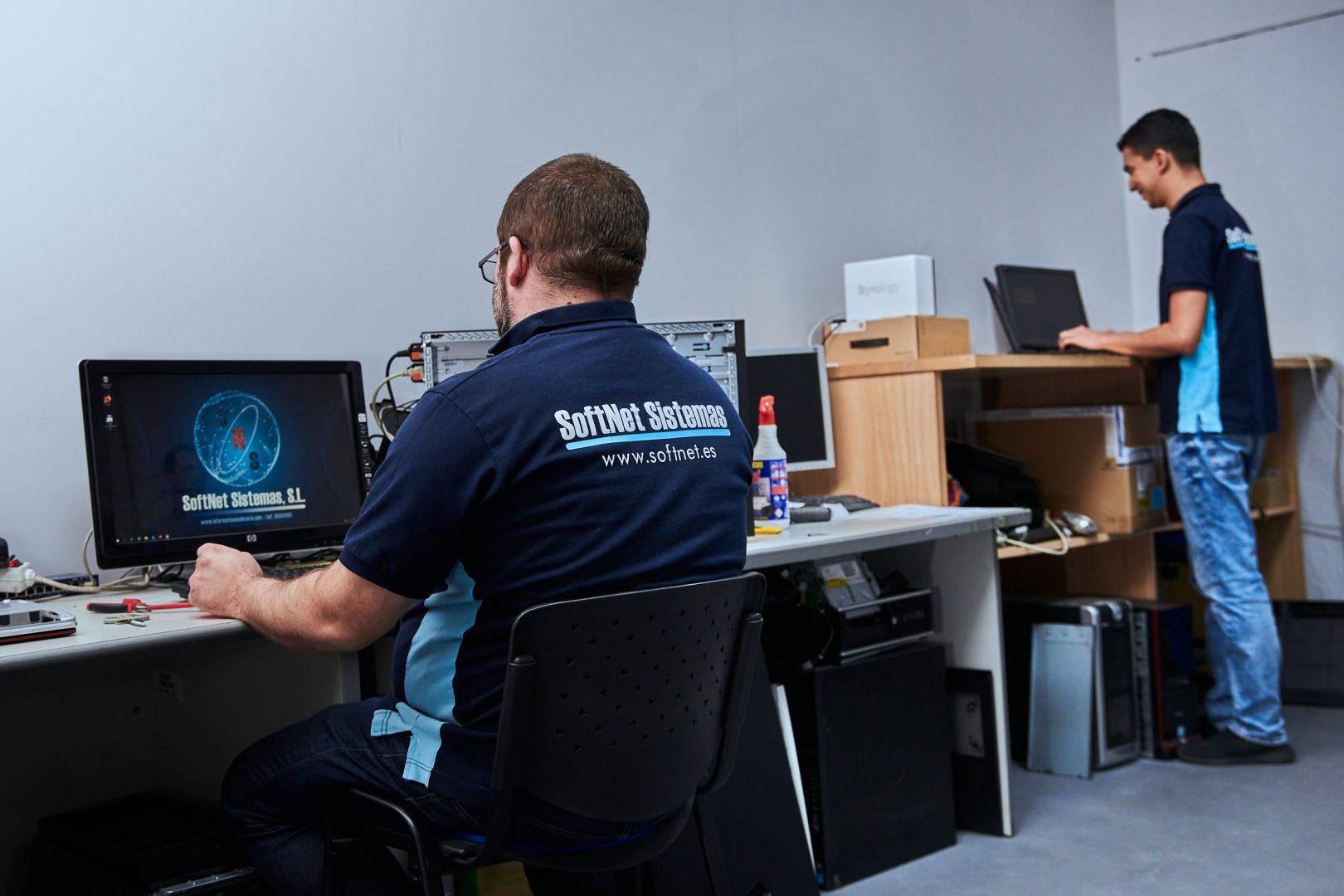 servicio tecnico mantenimiento informatico alicante teletrabajo softnet sistemas