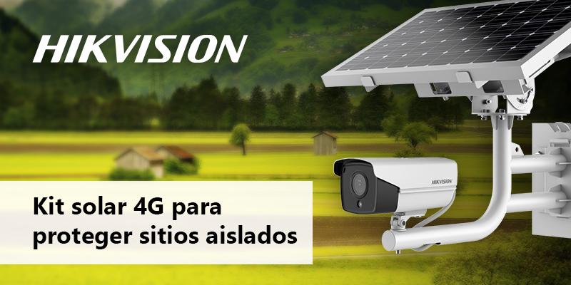 kit camara seguridad energia solar hikvision ionformatica alicante